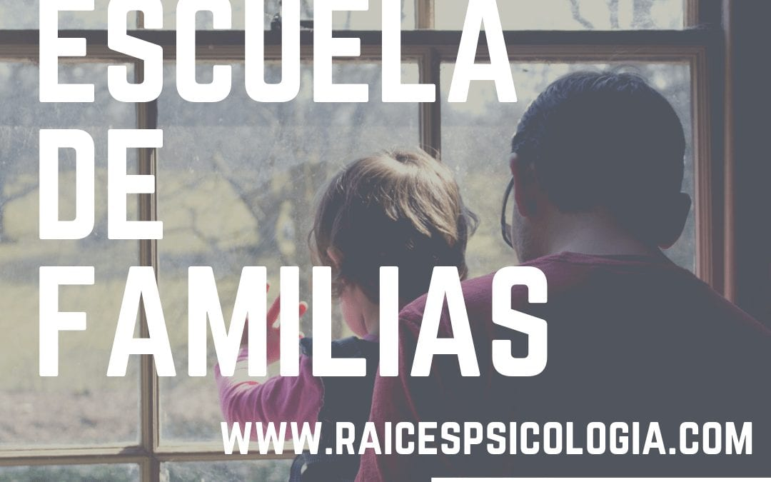 Escuela de familias para educación primaria